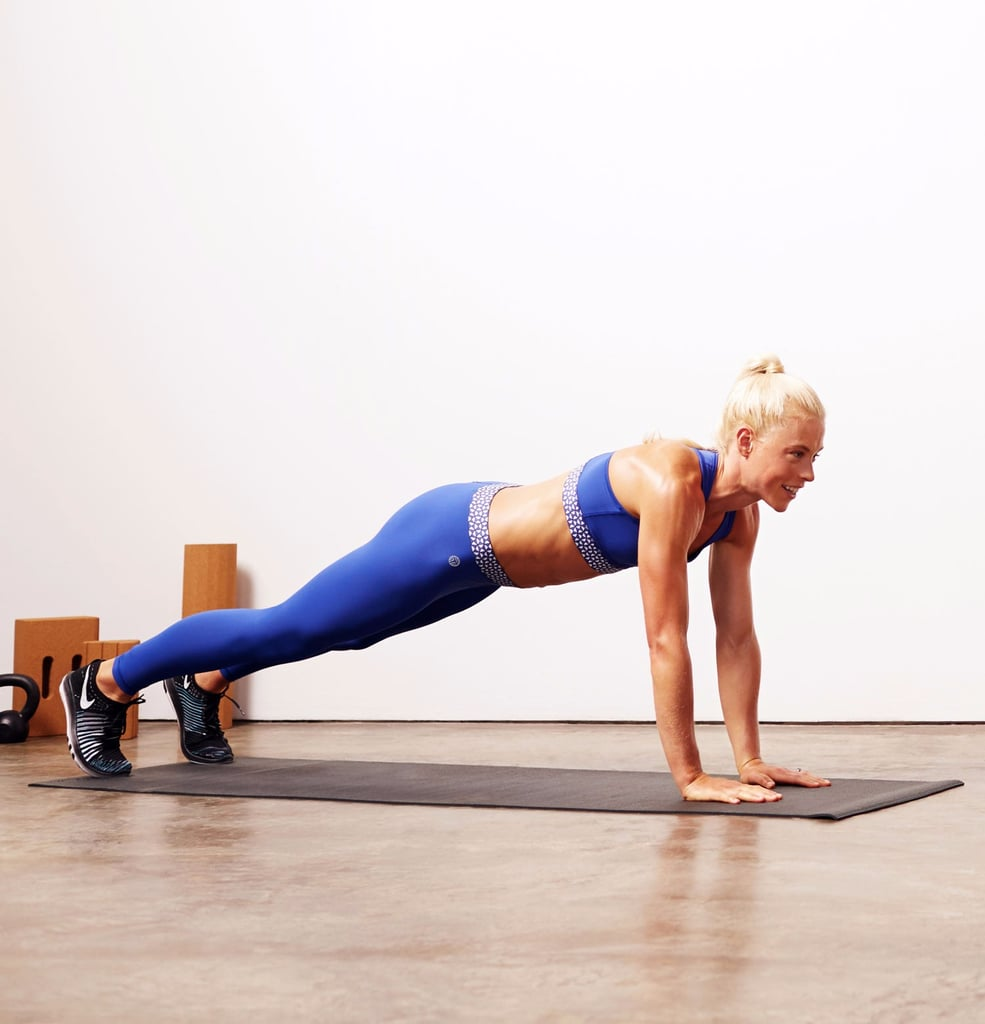 This 3-Minute Squat and Plank Workout May Be Short, but It's Intense