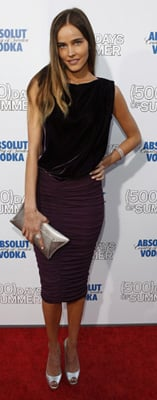 Celeb Style: Isabel Lucas