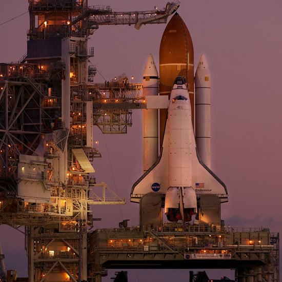interesting space shuttle mission - photo #8