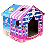 Beach Cat Scratcher House