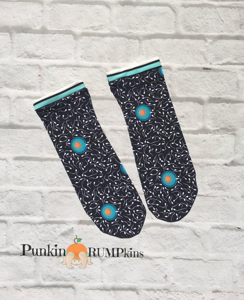 IVF Women's Crew Socks
