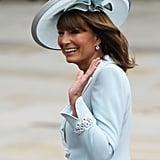 Real Carole Middleton