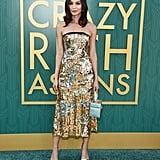 Gemma Chan at the Crazy Rich Asians LA Premiere