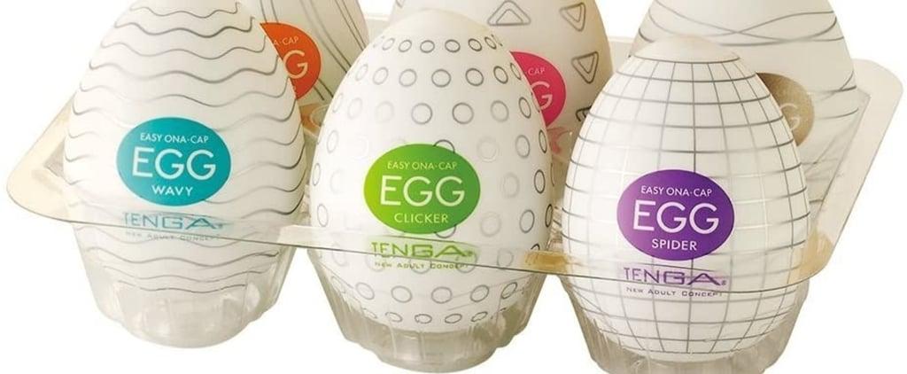 The Tenga Egg Makes Handjobs and Masturbating More Fun
