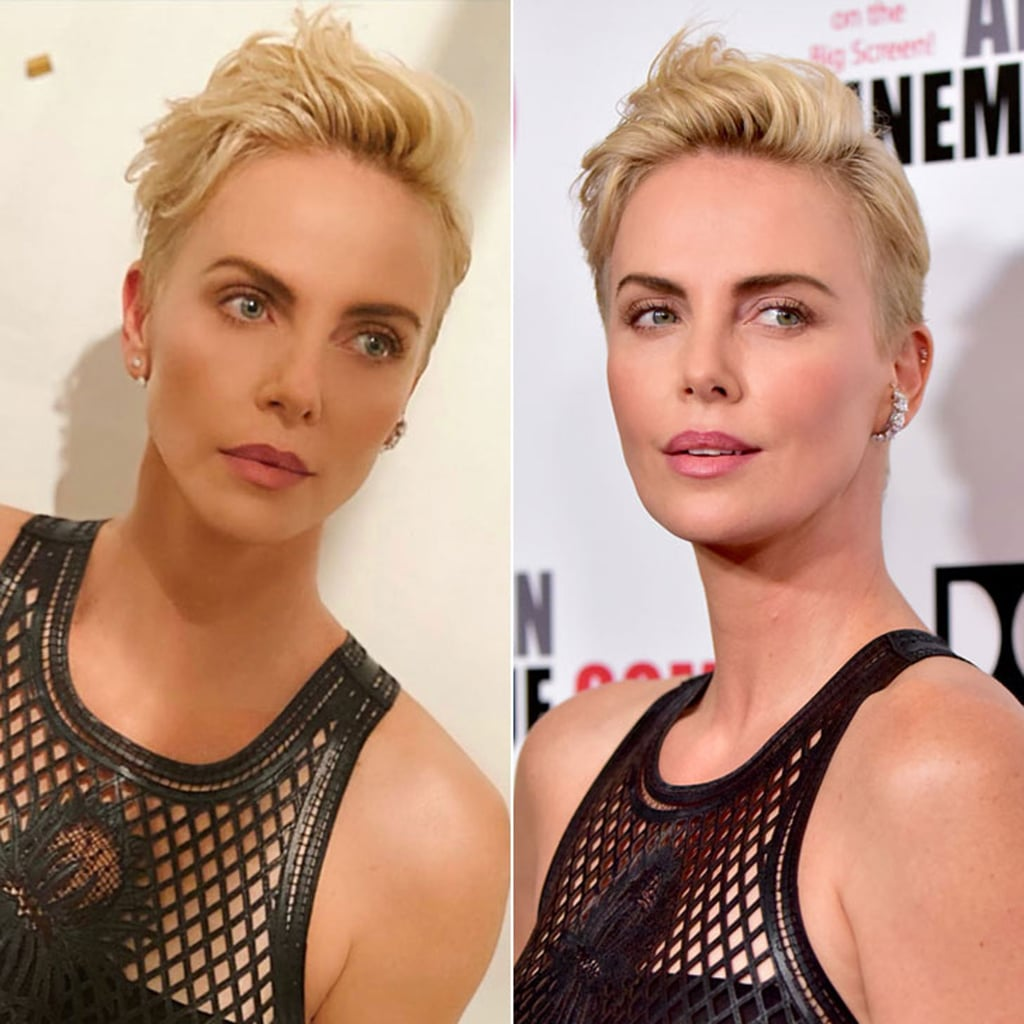 Adir Abergel On Charlize Theron S Hair Transformations Popsugar Beauty