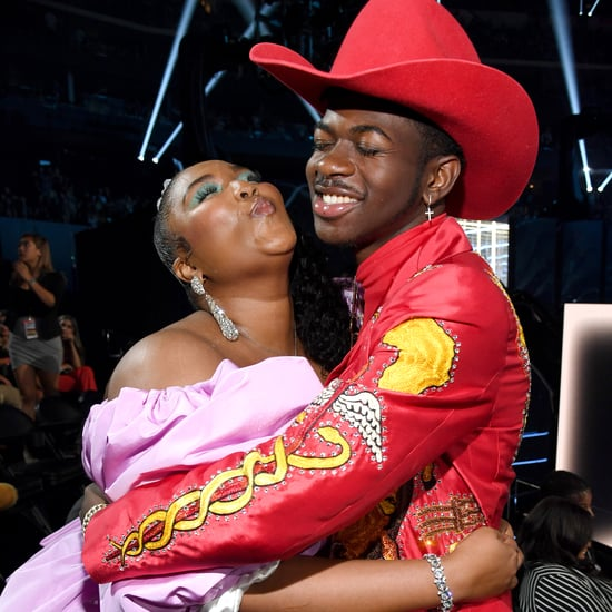 """Watch Lizzo Praise Lil Nas X For His """"Empowering"""" Career"""