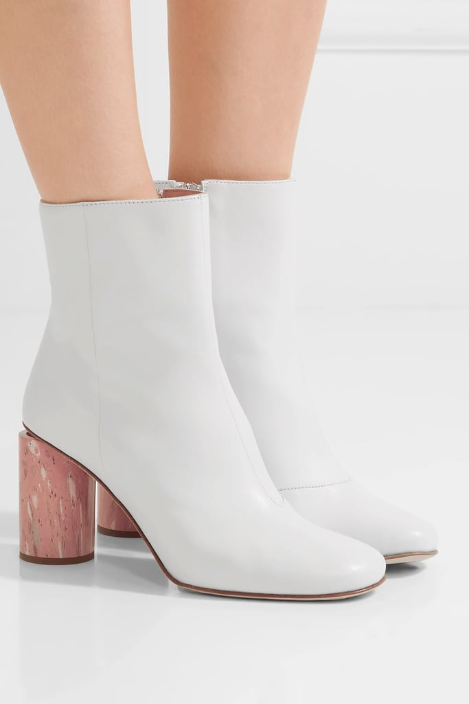 bf7126fc042b6 Acne Studios Althea Leather Ankle Boots