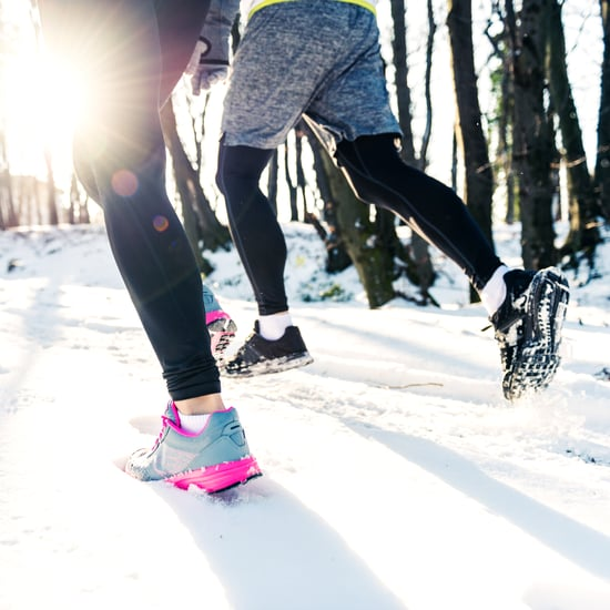 Tips For Running in the Snow