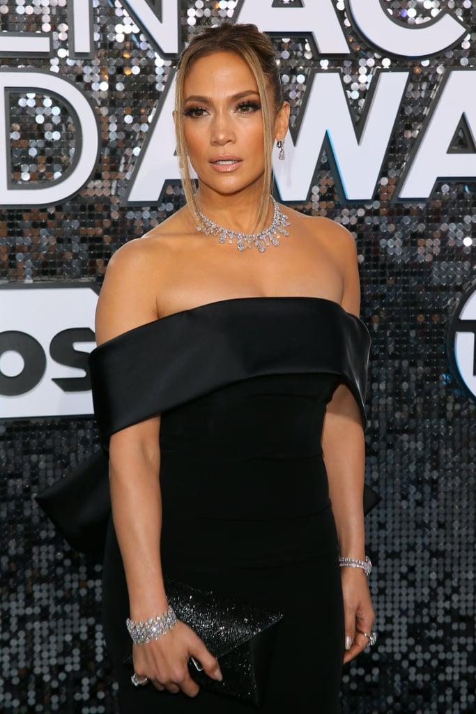 Jennifer Lopez at the 2020 SAG Awards