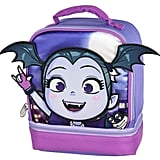 Disney Vampirina Lunch Box Dual Compartment Insulated Lunch Bag