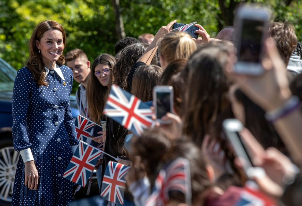 Kate Middleton Pays a Special Visit to Bletchley Park Ahead of Meeting Baby Archie