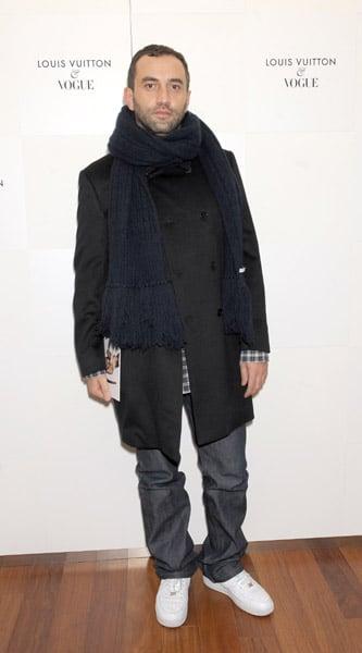 Riccardo Tisci, designer for Givenchy