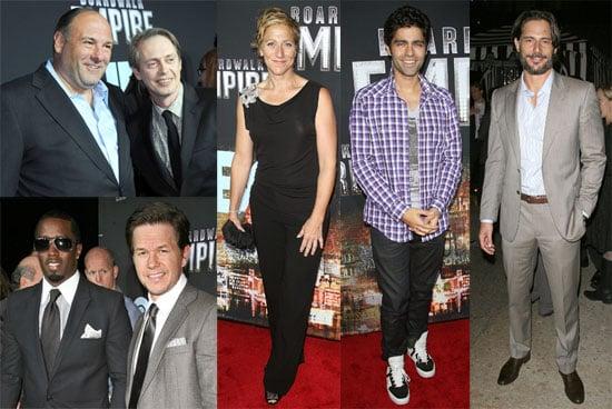 HBO's Boardwalk Empire Premiere Party in New York City