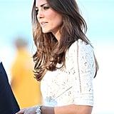 Kate Middleton in Australia