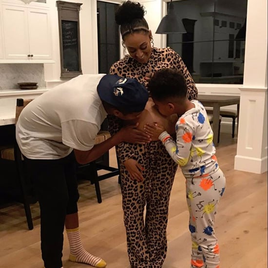 Tia Mowry Pregnant With Second Child