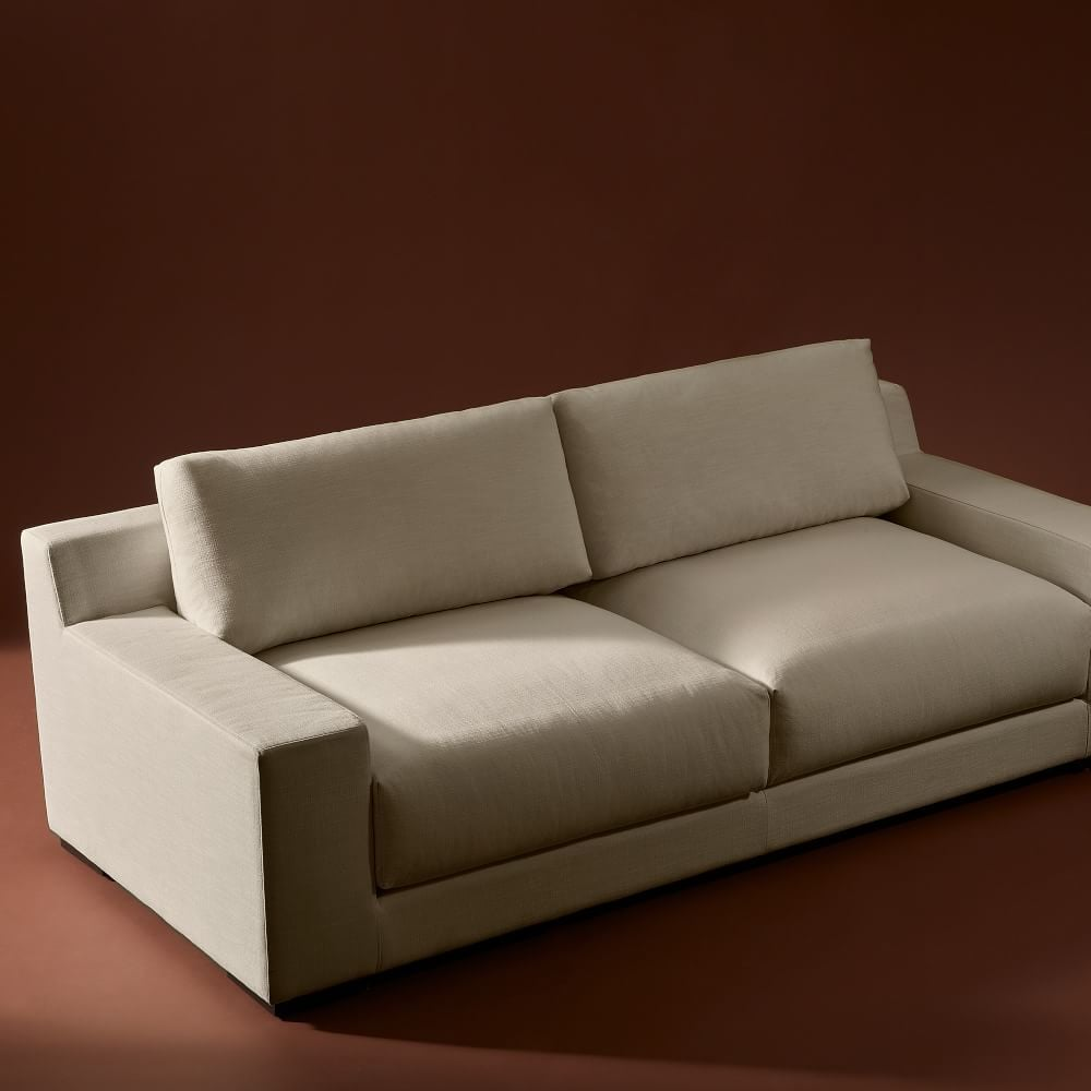 A Comfortable Sofa: West Elm Dalton Sofa