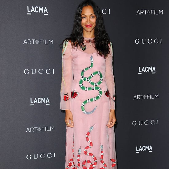 Latin Celebrities at the LACMA Art and Film Gala 2016