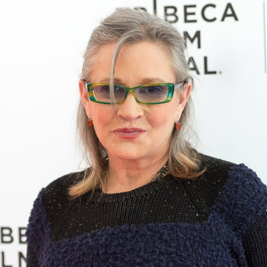 Carrie Fisher Wins Posthumous Grammy 2018