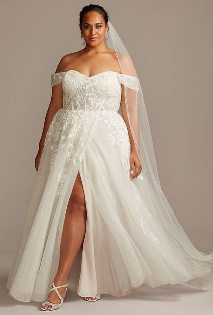 Ireanna's Dream Wedding Dress From David's Bridal