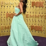 Jameela Jamil Did Her Own Makeup For the 2019 Emmys