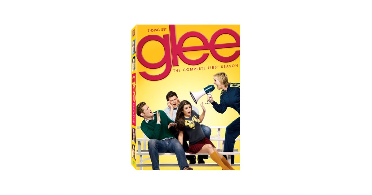 Glee The Complete First Season On Dvd 78 54