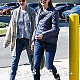 Ben Affleck Gets In on Jennifer Garner's 13 Going on 30 Reunion