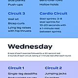No-Equipment Home Workout Plan