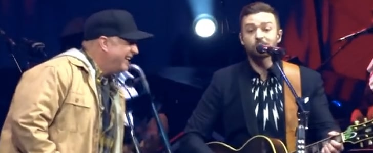"""Justin Timberlake and Garth Brooks: """"Friends in Low Places"""""""