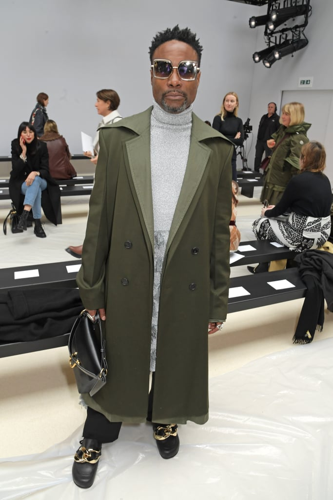 Billy Porter at the JW Anderson Fall 2020 Show