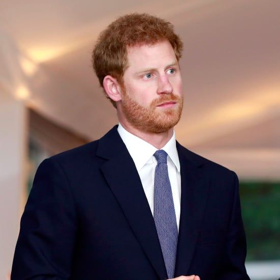 Prince Harry Talks About Princess Diana April 2017
