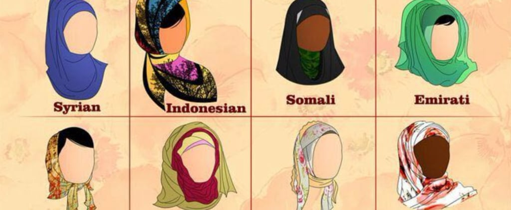 A Guide to Islamic Fashion and Middle East Traditional Dress