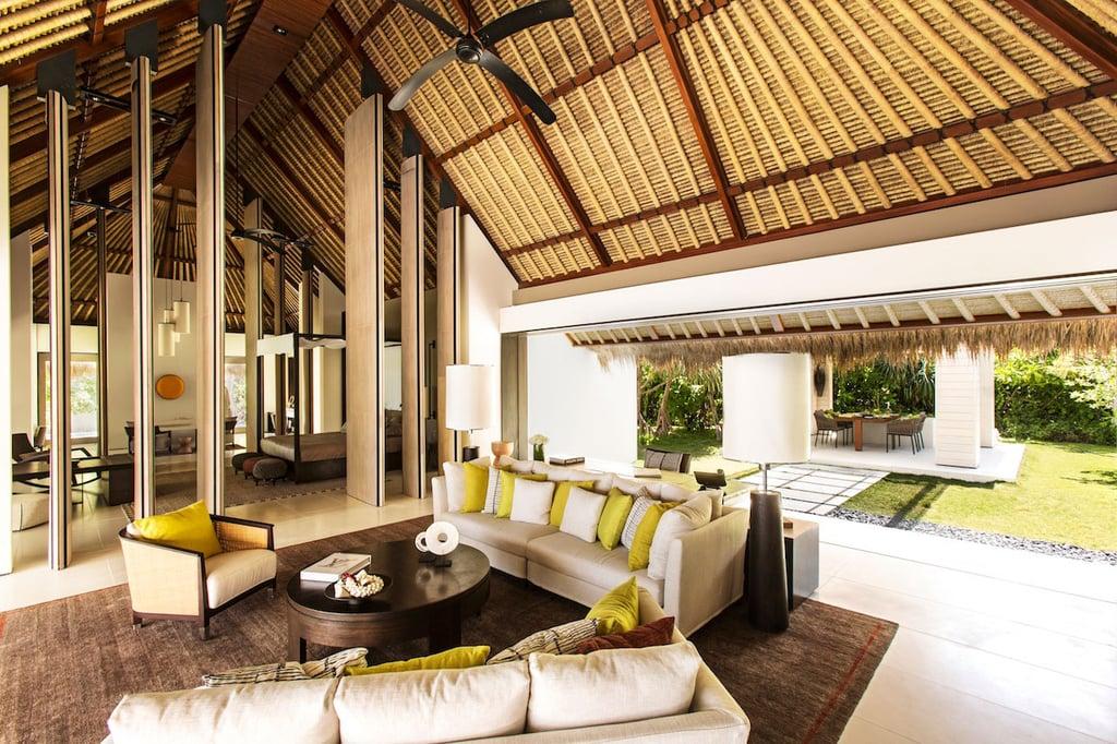 Cheval Blanc Randheli Hotel — Noonu Atoll, The Maldives