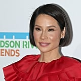 Lucy Liu's Bob Haircut