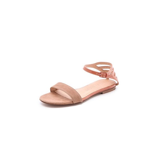 Sleek and simple sandals are my jam. The thought of reverting back to ballet flats and boots pains me so much… — Marisa, publisher Sandals, approx $278, See by Chloé at Shopbop