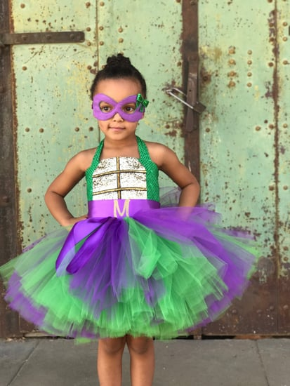 Donatello Tutu Child Costume