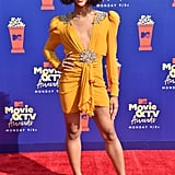 Mj Rodriguez at the 2019 MTV Movie and TV Awards
