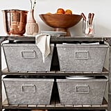 Galvanized Steel Nesting Bins