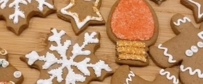 The Best Christmas Cookie Recipes on TikTok | Videos
