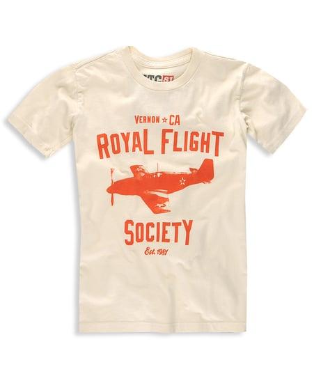 Royal Flight Society Tee ($12)