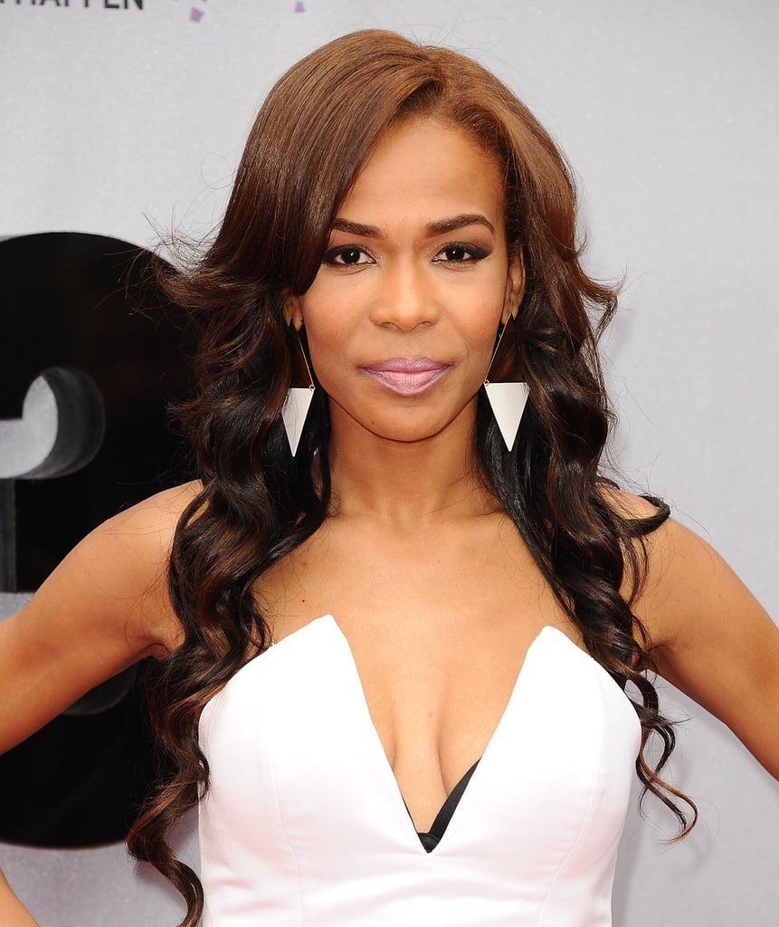 Michelle Williams Sported Reverse Ombr Hair Color With A Frosted