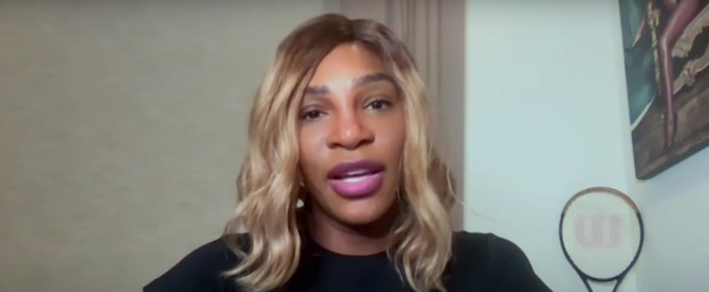Serena Williams Talks Being a Black Woman in Tennis