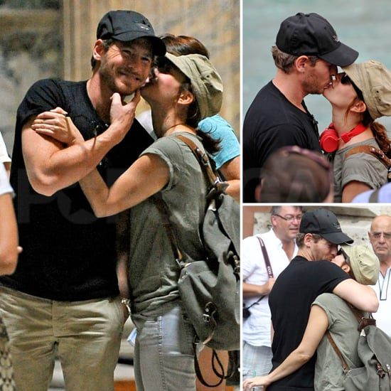 Drew Barrymore and Boyfriend Will Kopelman Spotted Kissing All Over Rome!
