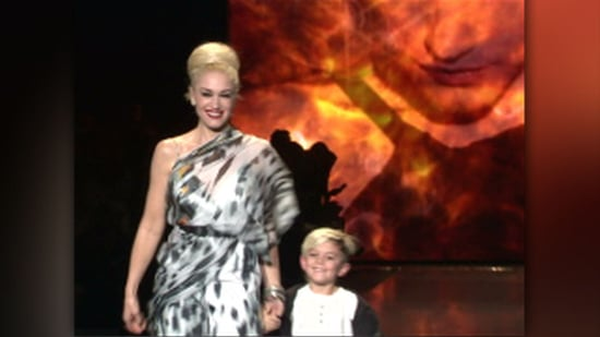 Video: Gwen Stefani at 2011 Fall New York Fashion Week