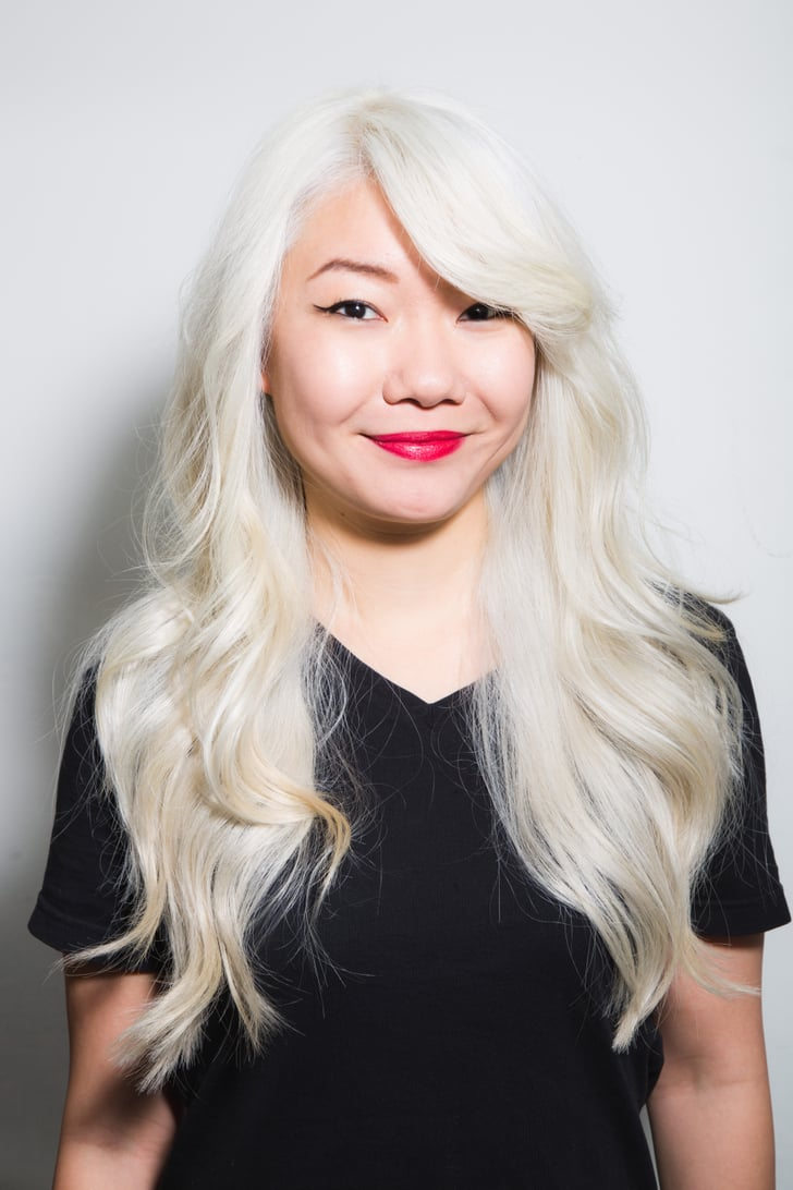 Session 2 After How To Dye Asian Hair Blond Popsugar