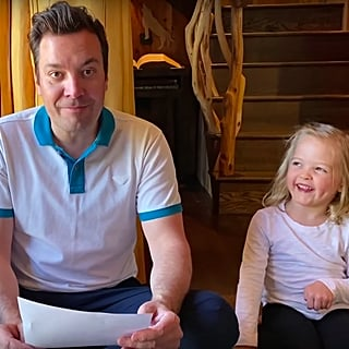 If Anything Can Make Jimmy Fallon's Wife Laugh, It's When Their 5-Year-Old Gives Zero Effs
