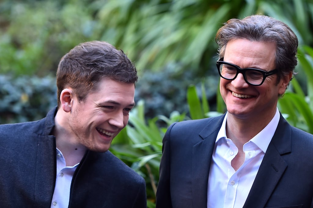 British Actors Laughing Together Gallery
