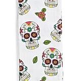 Set of Two Sugar Skull Kitchen Towels