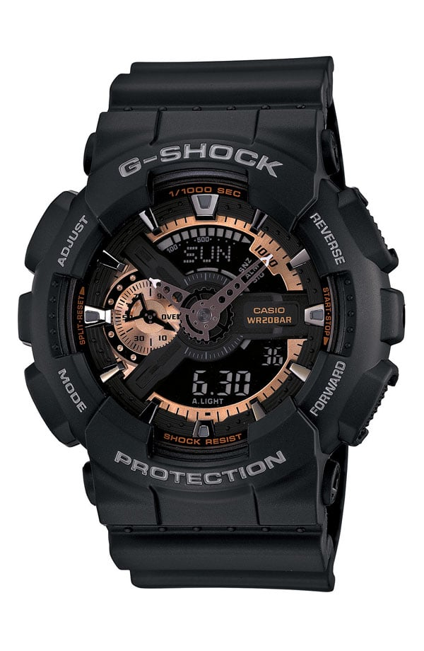 G-Shock Rose Gold Dial Watch