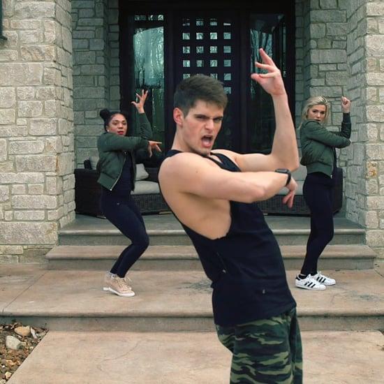 "The Fitness Marshall ""Shape of You"" Ed Sheeran Dance Cardio"