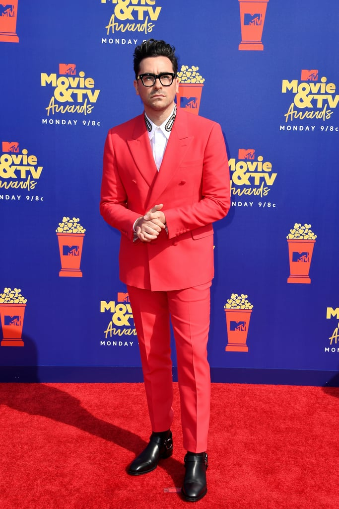 Daniel Levy at the 2019 MTV Movie and TV Awards